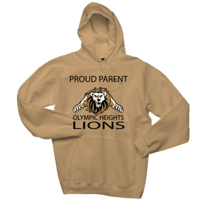 OHHS - Adult Pullover Hooded Sweatshirt Thumbnail